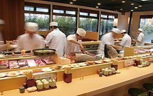 3236 - (株)プロパスト そろそろ小増寿司の握り食べに来てください。 まだまだ営業中です。