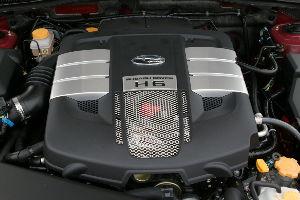 世界屈指のスバル水平対向6気筒エンジン 世界屈指のスバル水平対向6気筒エンジン