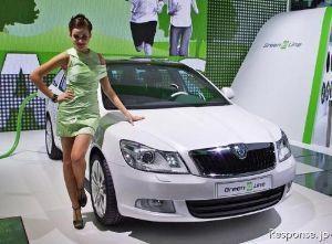 TSLA - テスラ スイス電気自動車市場で1位を獲得した シュコダ オクタヴィア EV