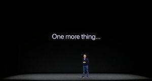 TSLA - テスラ さあ今日2018年9月13日午前2時! アップルの新作が発売されます もしかしたら、テスラの車も??