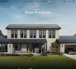 TSLA - テスラ テスラは基本地産地消、電気も太陽電池の近くにスタンドを置いてるし 家での消費を予測して太陽電池を販売