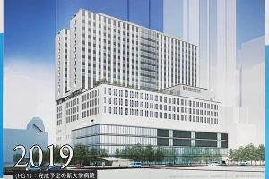 糖尿は神様の肩たたき 今、東京医科大病院は新しい病院を建築中です。  これが完成するときにも、まだくたばらないで生きていた