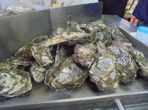 福井県の女子で初心者いますか? 美味しかったですね~♪ 真牡蠣~!  牡蠣丼も良いけれど、蒸し牡蠣最高~♪ カロリーも控えめなのでは