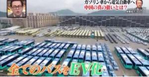 4080 - (株)田中化学研究所 中国の国を挙げての電気自動車の本気度は激しく凄まじい。  住友化学、田中化学研究所が共同研究開発し結