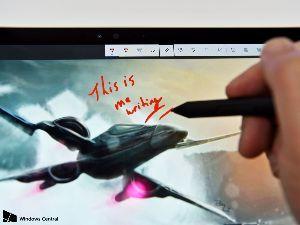 6727 - (株)ワコム Surface Pen - Platinum  $99.99  2017年8月15日発売 Bambo
