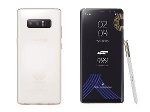 6727 - (株)ワコム 2018年1月17日水曜日 Galaxy Note8 PyeongChang2018 Olympic