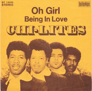...Across The Fence 【The Chi-Lites】  Oh Girl  https://youtu.be/pjN8huz
