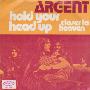 ...Across The Fence 1972/8/26 #5  Argent - Hold Your Head Up  https://