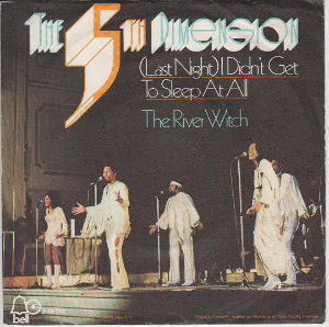 ...Across The Fence 1972/6/3 #11  5th Dimension - (Last Night) I Didn&