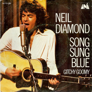 ...Across The Fence 【Neil Diamond】  Song Sung Blue  https://youtu.be/i