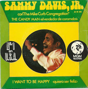 ...Across The Fence 【Sammy Davis Jr With The Mike Curb Congregation】