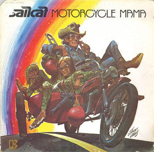 ...Across The Fence 1972/9/2 #12  Sailcat - Motorcycle Mama  https://y
