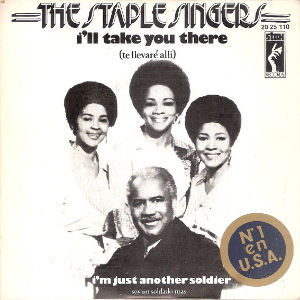 ...Across The Fence 【The Staple Singers】  I'll Take You There  ht