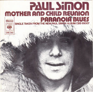 ...Across The Fence 1972/4/15 #11  Paul Simon - Mother and Child Reuni