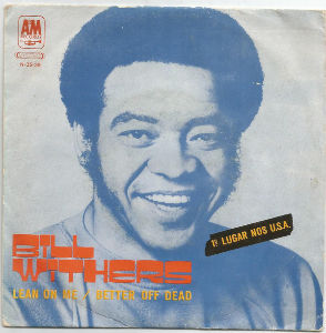 ...Across The Fence 【Bill Withers】  Lean On Me  (Live From a 1973 Conc