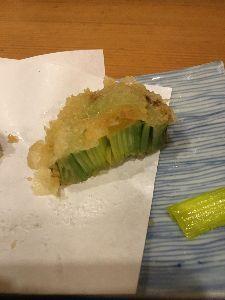 まんじゅうワールド!! ポワロネギ! 初めて食べたけど、美味しい。 ( ̄∇ ̄)