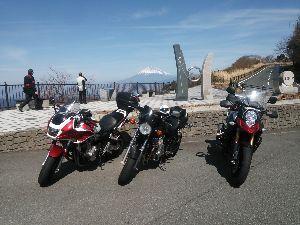 関東 バイク乗りの写真館 ( ´∀` )b もう一枚♪♪