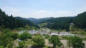 関東 バイク乗りの写真館 ( ´∀` )b イケさん、みなさん こんばんは😉 いつも、素敵な写真をありがとうございます✨  水田に、水が入り始め