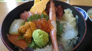 関東 バイク乗りの写真館 ( ´∀` )b 皆さん、こんにちは✨😃❗️ 昨日、北茨城の大津漁港まで、クネクネ道を 通って海鮮丼を食べてきました。
