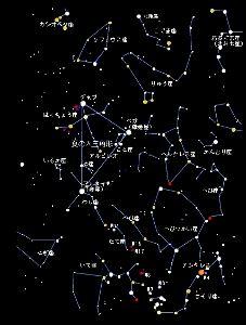 勝手に、ギリシャ神話・・! 夏の夜空は 天の川がもっとも美しい季節です。  天の川の中心にある3つの大きな星は、  こと座のベガ