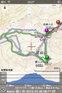 名古屋発 山旅 募集中 ♪ 今日はさぶさんと醒ヶ井から霊仙山に登ります。 ハセヤマ