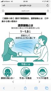 3604 - 川本産業(株) 普通に会話するだけで、うつるみたいだね。 やばくないか? 政府も春節を意識して、落ち着かせたい思惑が