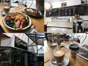 のんびり海外生活【ニュージーランド編】 日本は勿論なんですがNZもカフェは結構多いです それもどちらかと言うと個人経営が圧倒的に 笑   有