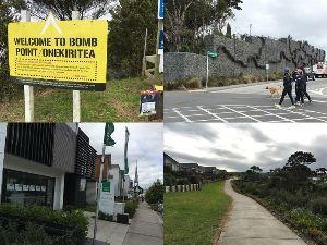 のんびり海外生活【ニュージーランド編】 近所の新興住宅地に住民用のウォーキングコース を作ってると言う情報を聞いて行って来ました♪   つい