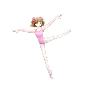 バレエ小説を書きませんか 私は、pinemintよ!