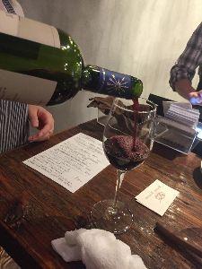 〜Enjoy 日記 〜 グラスワインもオススメのものを出していただきました(´ω`) やっぱり美味し