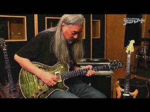 Take it easy えっと、次は「今 剛」さんの「agatha」アガサですね。 日本人のギタリストの中で(っていっても、