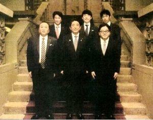 4346 - (株)ネクシィーズグループ 下記写真をアップして叱られて直ぐに消したけど、週刊誌とかにこの写真が載せられて、近藤社長には消せない