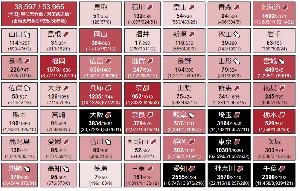 9031 - 西日本鉄道(株) 緊急事態宣言で福岡まで外出規制するか、でしょうかねぇ。 ちなみに、コロナ病床は現時点で98%埋まっち