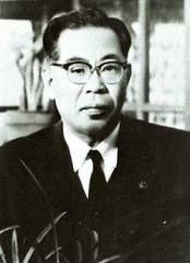 人権救済法案(言論弾圧法案) 京セラ稲盛名誉会長の奥さんの              お父さんなのです!!       禹長春の父