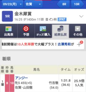 4563 - アンジェス(株) 本日の佐賀競馬にてアンジー号が低評価覆し1着。 しかも調教師はヤマーダ調教師(笑) すぐに目立ったイ