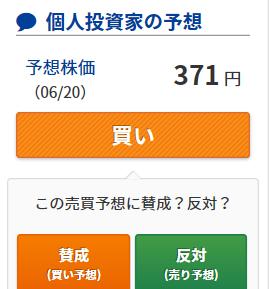 2341 - (株)アルバイトタイムス 予想株価371円 そんな予想はよそう・・・なんちゃって