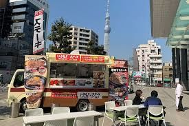 3053 - (株)ペッパーフードサービス 「いきなり!ステーキ」のキッチンカーが登場 最後の切り札か、食べてみた 週刊新潮 2021年2月27