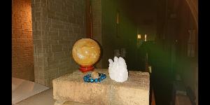 4572 - カルナバイオサイエンス(株) 明日の朝が満月、満月に向かう月光の浄化作用半端ないんだぜ 今日は石の絶好の浄化日和だ✨✨ 俺石とか好
