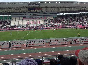 セレッソはいつか必ずJ1優勝する!! 残念ながら新潟には、負けてしまいましたがまさかのクラブ史上最多勝点63 2005年なら優勝の勝点。さ