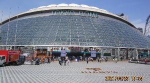 9681 - (株)東京ドーム シマらいおんさん、今晩は  今日(04/25日曜)、東京ドームの様子を見に行ってきました。 11:0