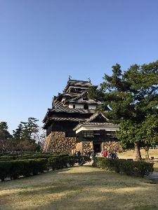 ( ̄(工) ̄)/プータローが行く さよなら松江城( ´ ▽ ` )ノ