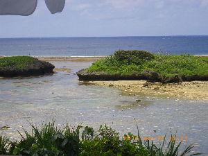 9501 - 東京電力ホールディングス(株) 西表島の星砂ビーチ♪  その名の通り砂浜は星砂で出来ている♪