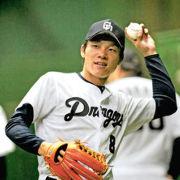 """""""強竜再燃"""" 竜の切り込み隊長!大島洋平!!"""