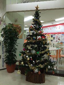 ワンルームで独り言 イオンのクリスマスツリー    レス禁