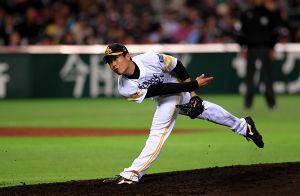 輝け!育成の星☆千賀滉大#21 守護神争い名乗り http://www.nikkansports.com/baseball/news