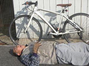 バイク仲間募集中! そうそう来年大山登山の為ですよ~~~。でわ、良い御年をお迎え下さい。(^^♪。