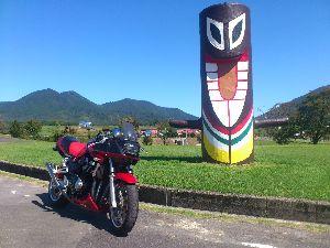 バイク仲間募集中! 今日は  蒜山での やっさんとの 待ち合わせでしたが。。。! 私の  手違いで。。。  誠に 申し訳