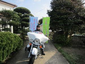 高年齢70歳以上バイク好き集合 晩の台風、被害も無く無事に 通りすぎました  バイクでツーリングしていると、日常生活では得られないた