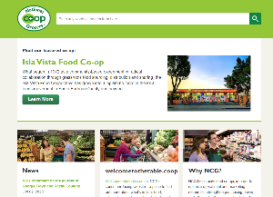 UNFI - ユナイテッド・ナチュラルフーズ 提携を強化・延長したという National Co+op Grocers(NGC) は 食料品専門の