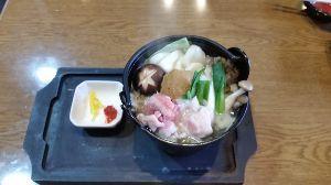 もう良いじゃないか。 宇都宮の道の駅ろまんちっく村に行ってきました♨ お昼は冬限定の地元野菜たっぷり鍋でした。 温まった~